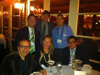 IFATS 2010 dinner, Dallas