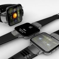 A photo showing multiple iWatches.