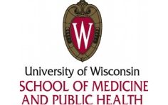 The university of Wisconsin medical school logo
