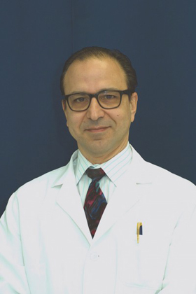 A portrait photo of Dr. Ricardo L. Rodriguez